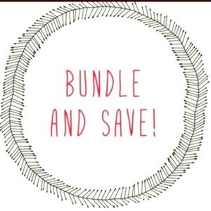 Other - Discount for Bundles!